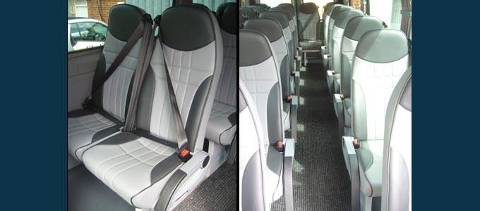 22 Seat Minibus