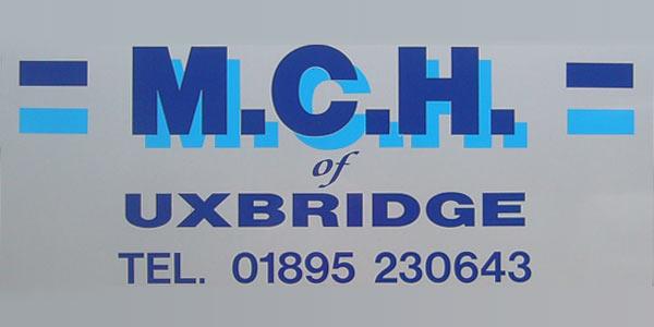 MCH Coaches is in Uxbridge