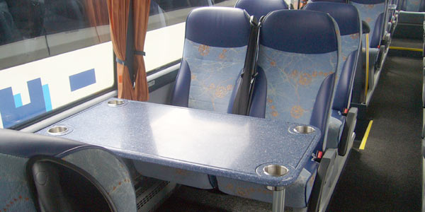 39 seater executive coach